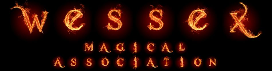 Wessex Magical association - in flames